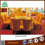 Nuevo restaurante de diseño Cena Set Granito Mesas de comedor y sillas