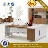 Ikea einfacher preiswerter MDF-hölzerner Direktionsbüro-Schreibtisch (HX-ND5035)