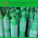 cilindro 15L de aço para o gás do argônio