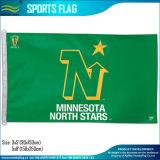 깃발, NHL 깃발, Wancouver 깃발 (J_NF01F09027)가 폴리에스테 깃발에 의하여, 팀 깃발,