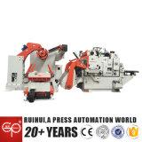 出版物機械および工作機械(MAC4-1000)のストレートナのUncoilerの使用