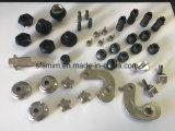 Dispositifs de fixation à haute résistance d'acier inoxydable pour des pièces de véhicule
