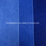 Tessuto blu scuro del denim dalle 10 once (T120)