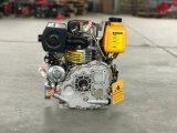공냉식 4 치기 디젤 엔진
