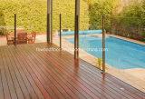 Wasserdichter Swimmingpool Merbau HolzDecking