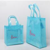 Dois tamanhos Waterproof a bolsa das mulheres do saco da geléia dos doces do PVC (H033-2)