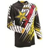 MX livre Jersey da motocicleta do projeto, desgaste Sublimated do MX, parte superior do MX do poliéster