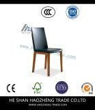 2のセットHzdc139家具の石のオリーブ色のリネン肘のない小椅子