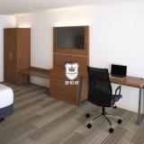 Anunciou a mobília estratificada do quarto do hotel da pensão do feriado do Formica