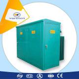 As energias eólicas 2016 intensificam a subestação para o equipamento da distribuição de potência