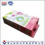 Цветастая коробка подарка бумаги офсетной печати для упаковывать подарка