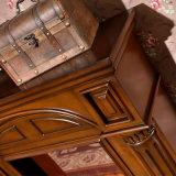 [إيوروبن] بيتيّة مستودع [ليفينغرووم] خشبيّة موقد مصطلى لأنّ عمليّة بيع ([غسب14-003])