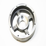 Engrenagem de ferro Ductile Coated Sand Shell Mold Casting Technology CNC Mechanical Parts