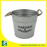 Position en métal de Hotsell avec l'étiquette d'ères de corde pour la maison et le jardin