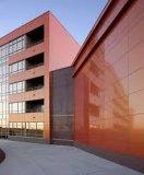 Los paneles incombustibles compuestos de aluminio del panel ACP para el exterior