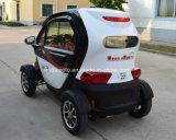 Mini coche eléctrico caliente 4seats de 3 ruedas de las ventas 800W 40km/H
