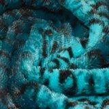 方法衣類のための100%年のポリエステル毛皮ファブリック