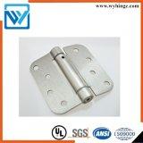 4 cerniera di portello del cuscinetto a sfere dell'acciaio inossidabile della cerniera della molla di pollice 2.7mm per il portello di legno