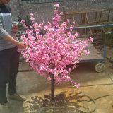 150cm 분홍색 꽃을%s 가진 인공적인 벚꽃 결혼식 나무