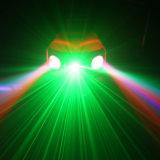 DJ 당 단계 디스코 DMX Laser 이중 눈 LED 빛