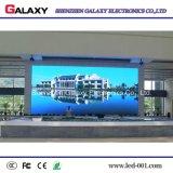 Full Color P3 interior LED fijo pantalla de vídeo para publicidad, alquiler