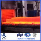 Calor que trata el recocido de acero que normaliza el amortiguamiento templando el endurecimiento