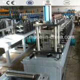Rodillo del canal de Omega Purlin que forma la máquina