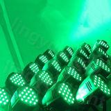 DJ 장비 RGBW 54X3w 단계 동위 LED 효력 빛