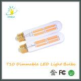 Allumeur coté d'ampoules de filament d'UL Dimmable DEL de Stoele T10/T30
