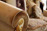 Sofà Y1505 stabilito del tessuto del salone