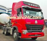 A7 de Op zwaar werk berekende Vrachtwagen van de Tractor HOWO, het hoofd van de Aanhangwagen, vrachtwagenhoofd