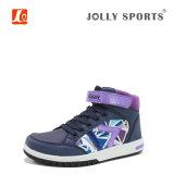 Chaussures occasionnelles de filles de garçons de gosses de sports chauds de ventes de mode de confort