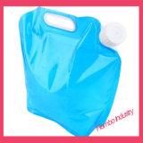 Sac de empaquetage de poche comique en plastique de bec de catégorie comestible pour l'empaquetage de nourriture et d'eau