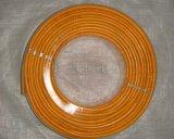 Fio elétrico do PVC/elétrico de alumínio revestido do enrolamento