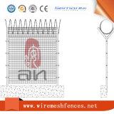 中国PVC上塗を施してある3D鉄条網の庭の囲うこと