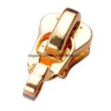 L'ottone a lunga catena del metallo di 3# 4# 5# 7# 8# Zippers il cursore