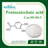 Кислота 98% поставкы фабрики Protocatechuic с самым лучшим ценой