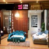 Base di cuoio di Tatami di stile classico per la mobilia Fb3072 del salone