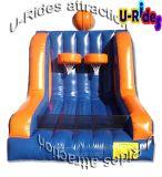 Slam Dunk Arena jeu de basketball gonflable pour le carnaval