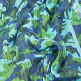 Form-Militärfarben-Schal, Mädchen-Drucken-Schale, Form-Zusatzgeräten-Frauen-Schale