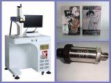 De Laser die van de vezel Machine met 20W de Generator van de Laser van Ipg merken