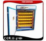 Incubadora automática del huevo del pollo del mejor del precio termóstato eléctrico de la calefacción