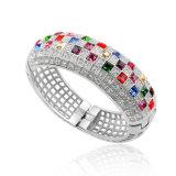 2017 Legierungkristallrhinestone-Königin-Temperament-Luxus-Armband