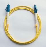 Fibra Patchcord ottico di LC/Upc-LC/Upc Dx millimetro Om3