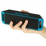 Sc208 Bluetooth 3.0 диктора Subwoofer портативных беспроволочных диктора USB FM Radio двойных Bluetooth TF диктора басовых ядровых