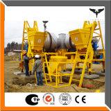 Usine d'asphalte mobile Hot Mix pour la construction de routes