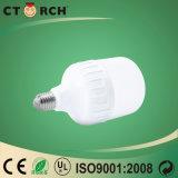 Plastic Aluminium van de Bol van de Vorm van de Efficiency T van Ctorch het Hoge 6-38W