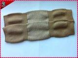 Guêtres de coton tricotées parhiver