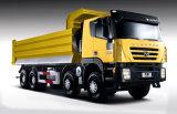 Iveco Genlyon 8X4販売のための30トンのダンプカートラック