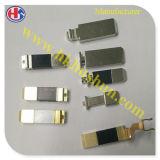Pin della spina del rifornimento con ottone, fatto dalle macchine di CNC (HS-BS-0036)